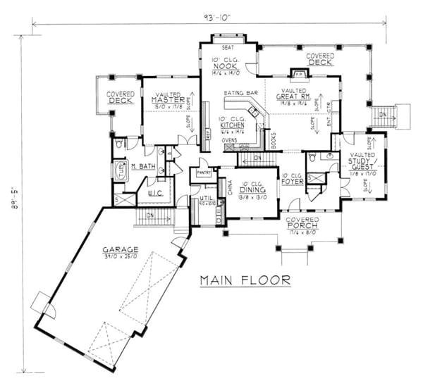 craftsman house plans with mother in law suite new craftsman house plans with mother in law suite escortsea