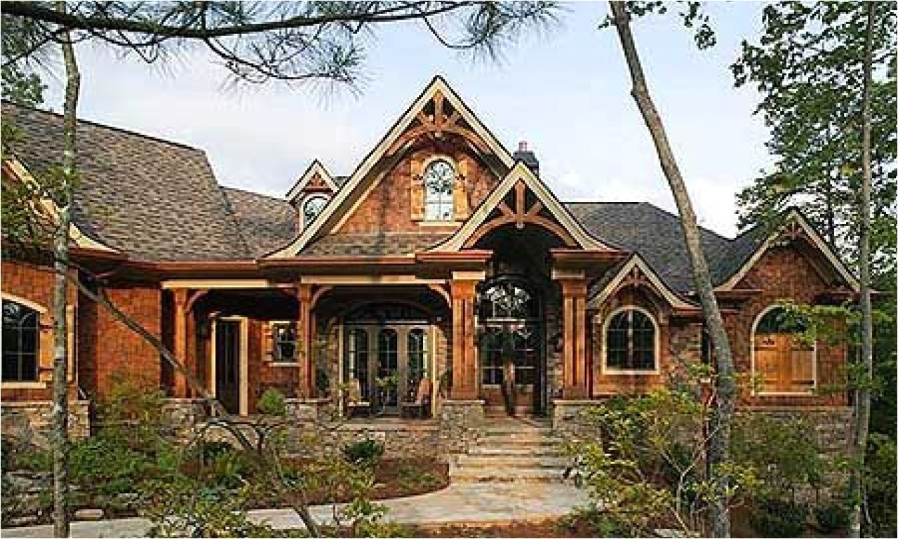 Mountain Home Plans | Craftsman Mountain Home Plans Plougonver Com