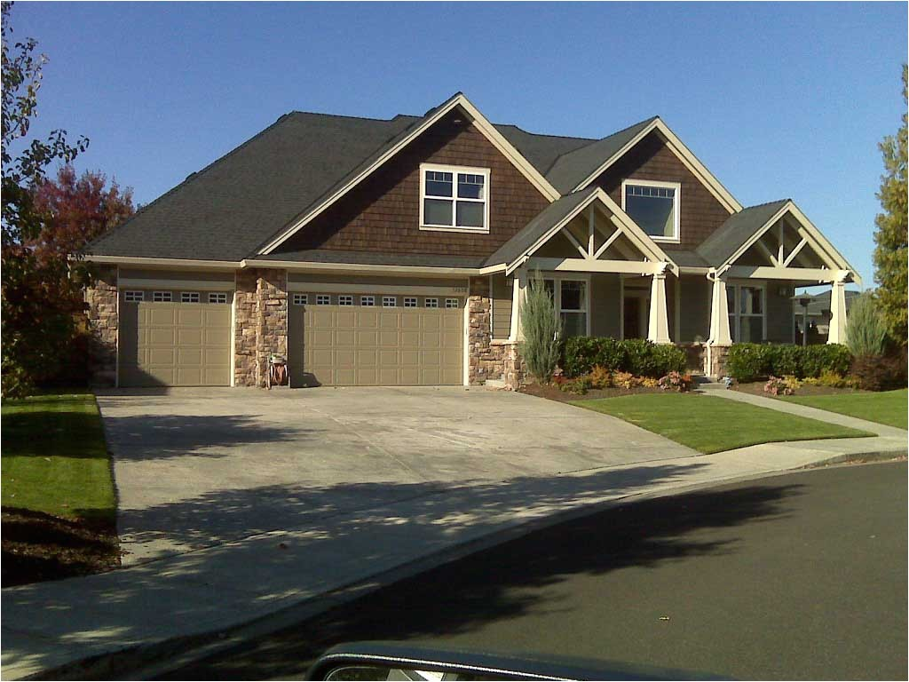 Craftsman Style Home Plan Simple Craftsman House Plans Designs with Photos