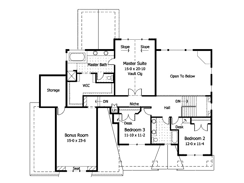 craftsman style house plans with open floor plan