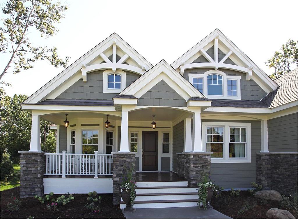 craftsman bungalow house plan