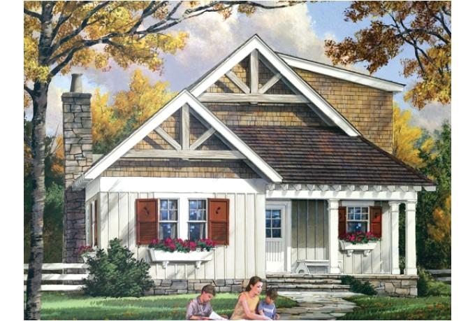 narrow lot house plans craftsman style