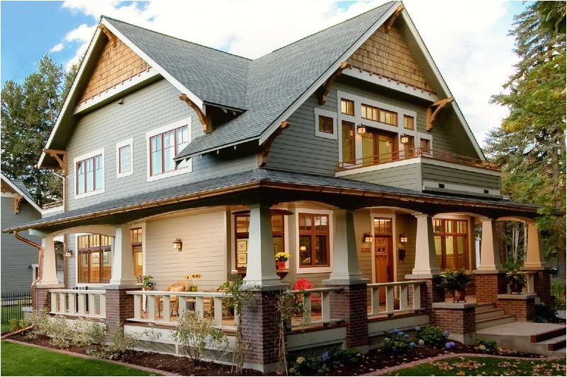 Craftsman Style House Plans with Wrap Around Porch Craftsman with A Wrap Around Porch Dream Home Pinterest