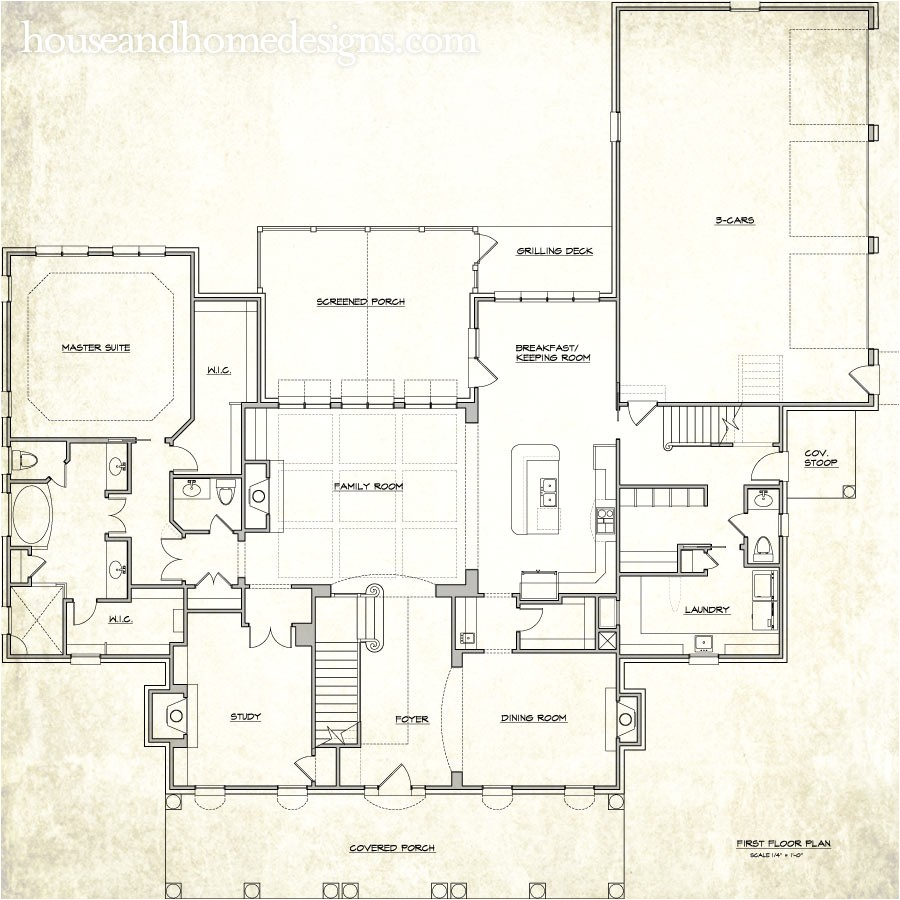 Create Custom House Plans Custom Home Designs north Carolina