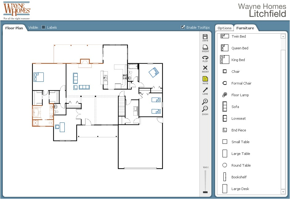 Create home plans online free - Design your own home online ...