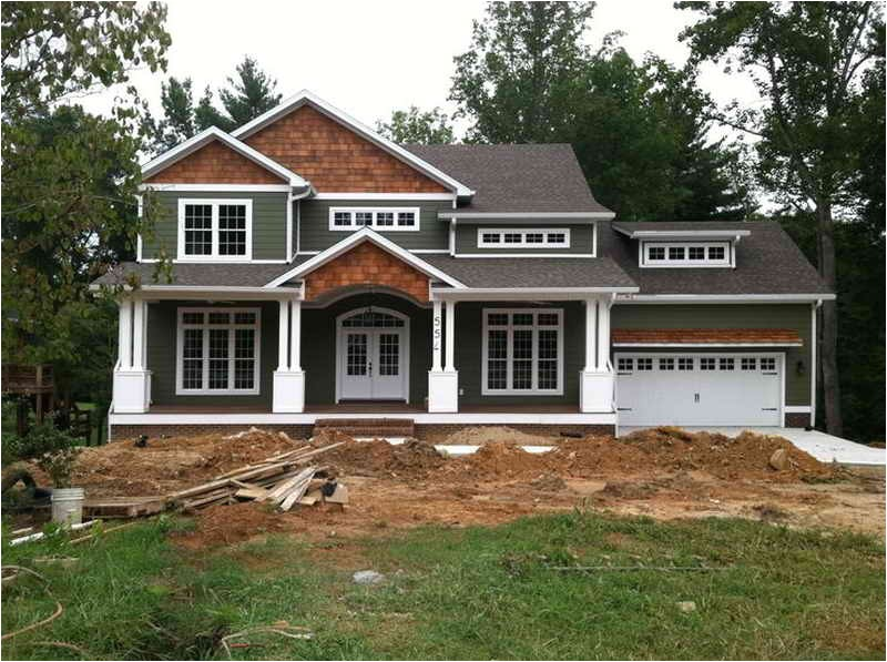 custom craftsman home plans how to design a craftsman style home