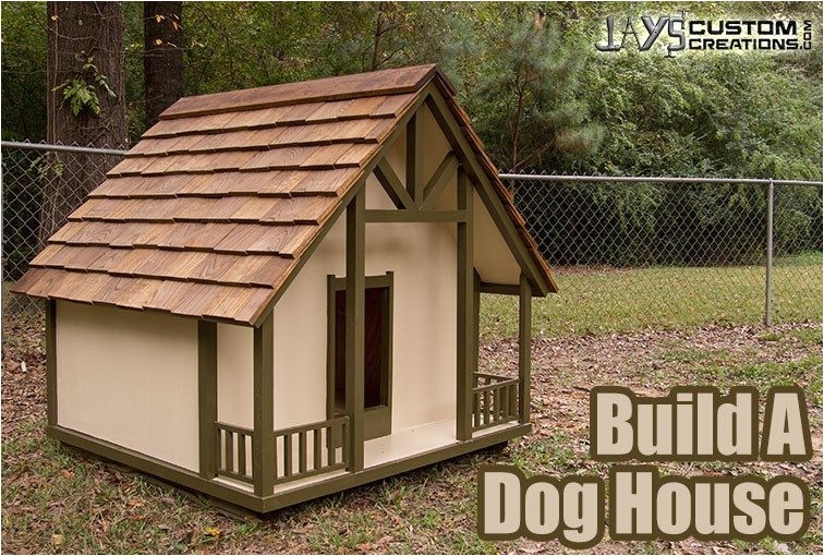 custom dog house plans free lovely building a cottage style dog house