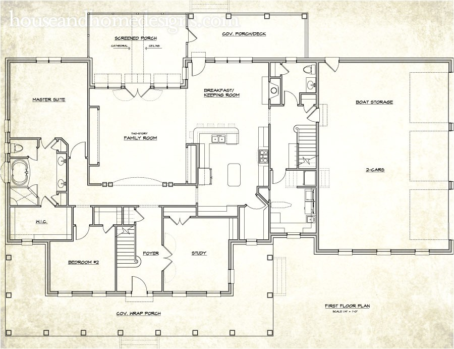 nc custom home designs