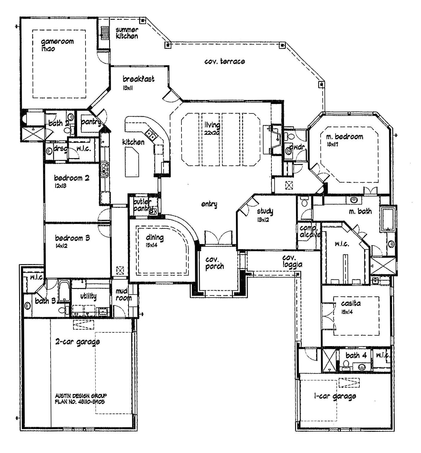 Custom Home Floor Plans Free High Resolution Custom Homes Plans 11 Custom Home Floor