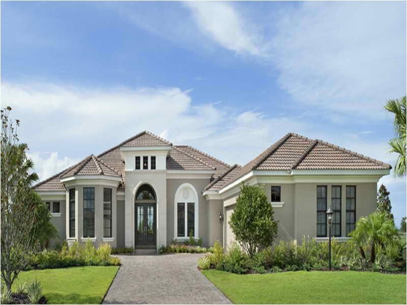 custom home plans florida
