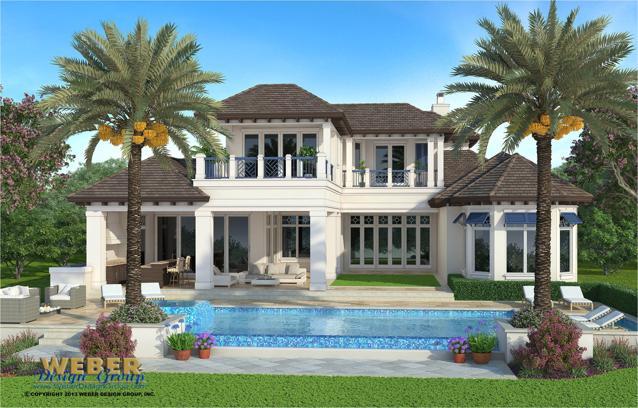 lovely contemporary house design