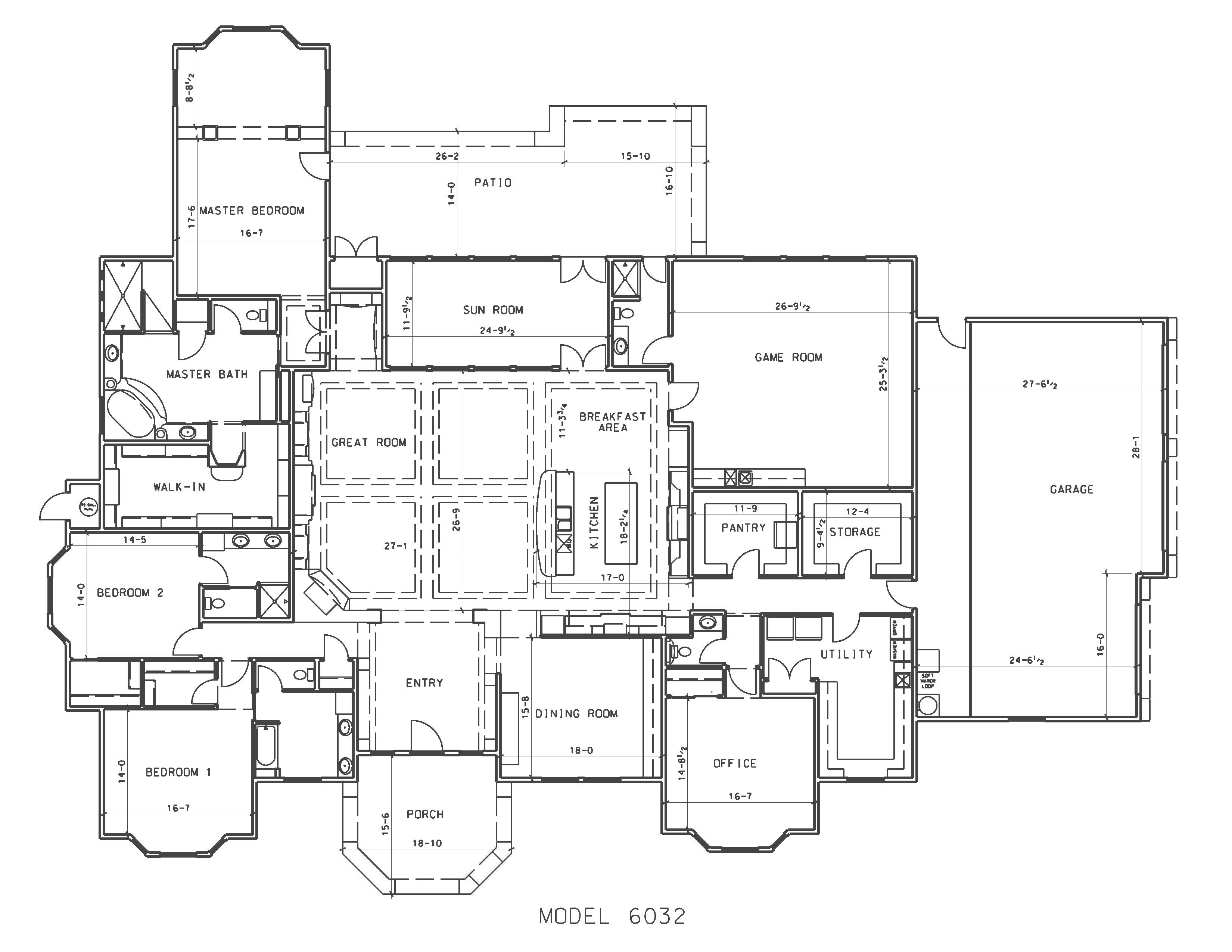 custom house plans