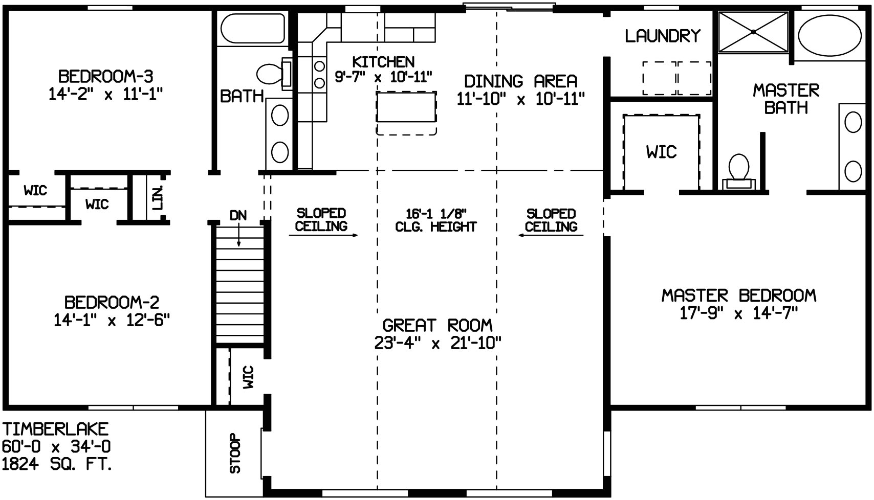 david james homes floor plans