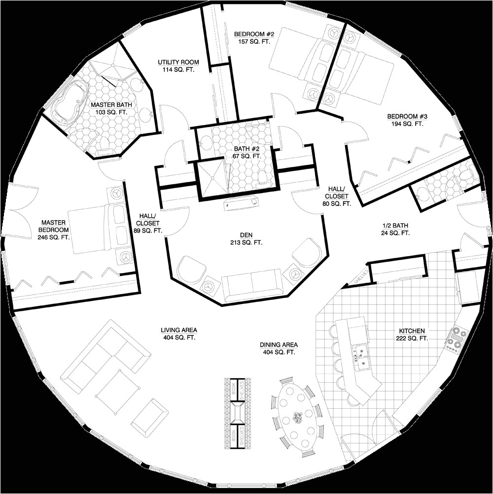 deltec homes floorplan gallery round floorplans custom floorplans