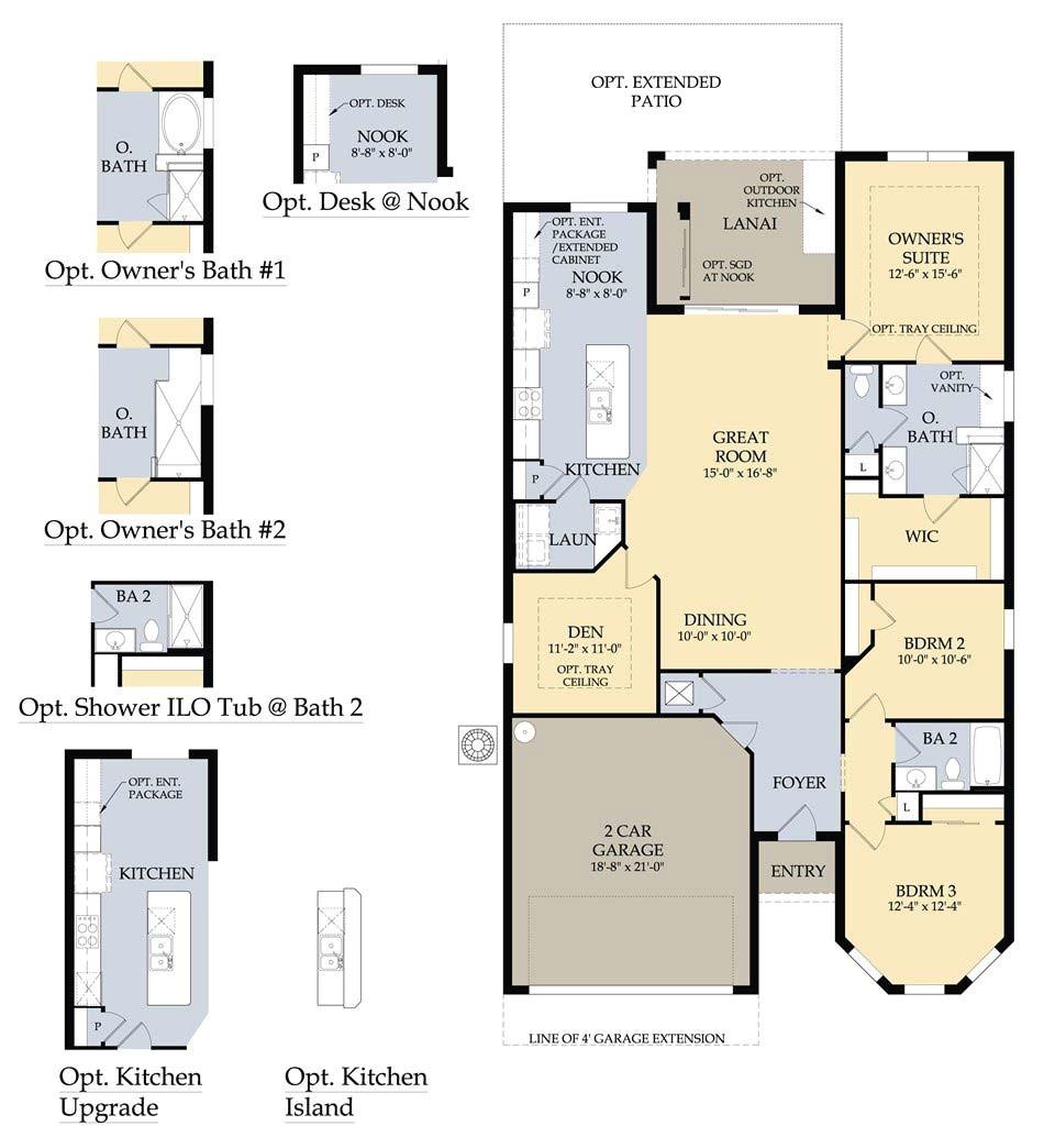 divosta oakmont floor plan