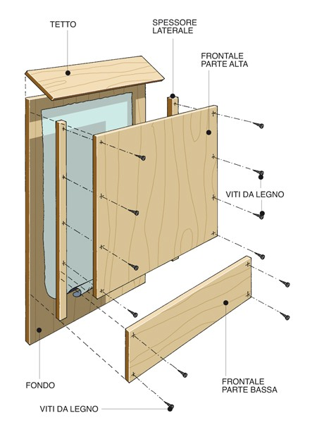 diy bat house plans pdf