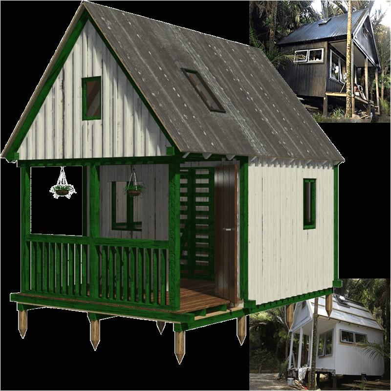 diy cabin plans