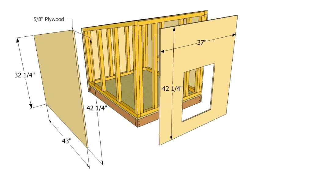 Do It Yourself Home Design Plans Do It Yourself Dog House Plans New Simple  Diy Dog