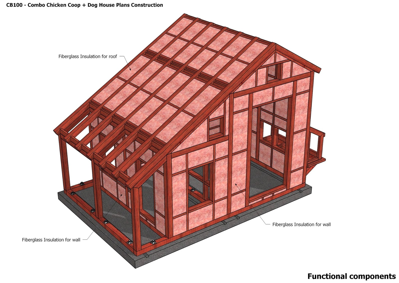 dog house construction plans