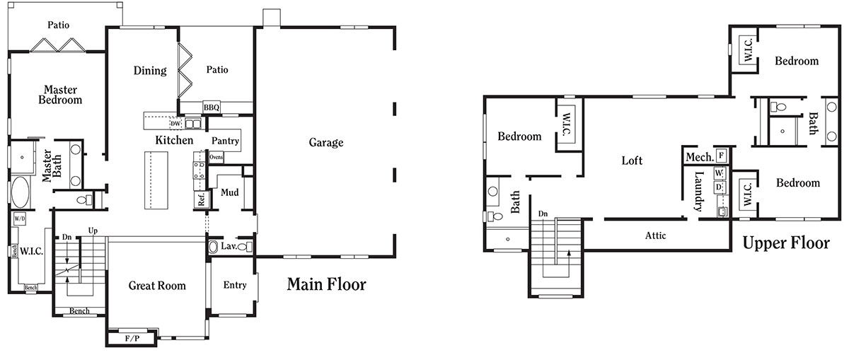 dr horton emerald home plans