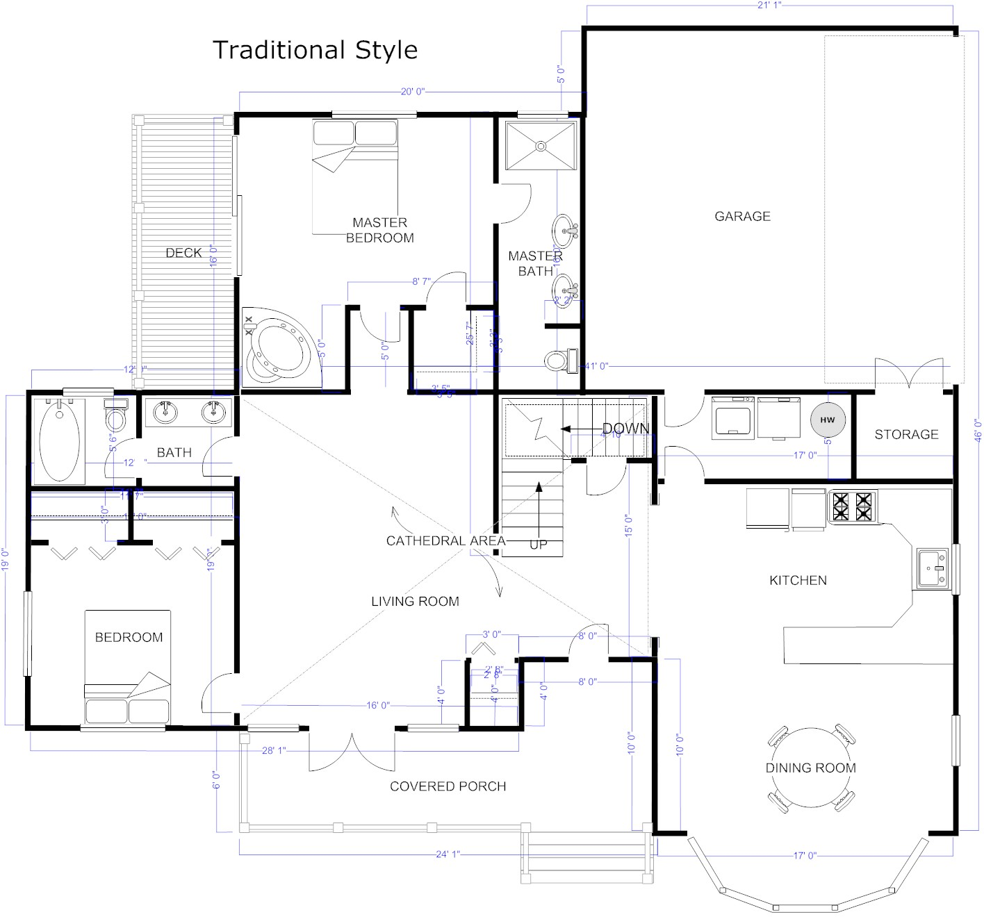 Draw 3d House Plans Online Architecture Software Free Download