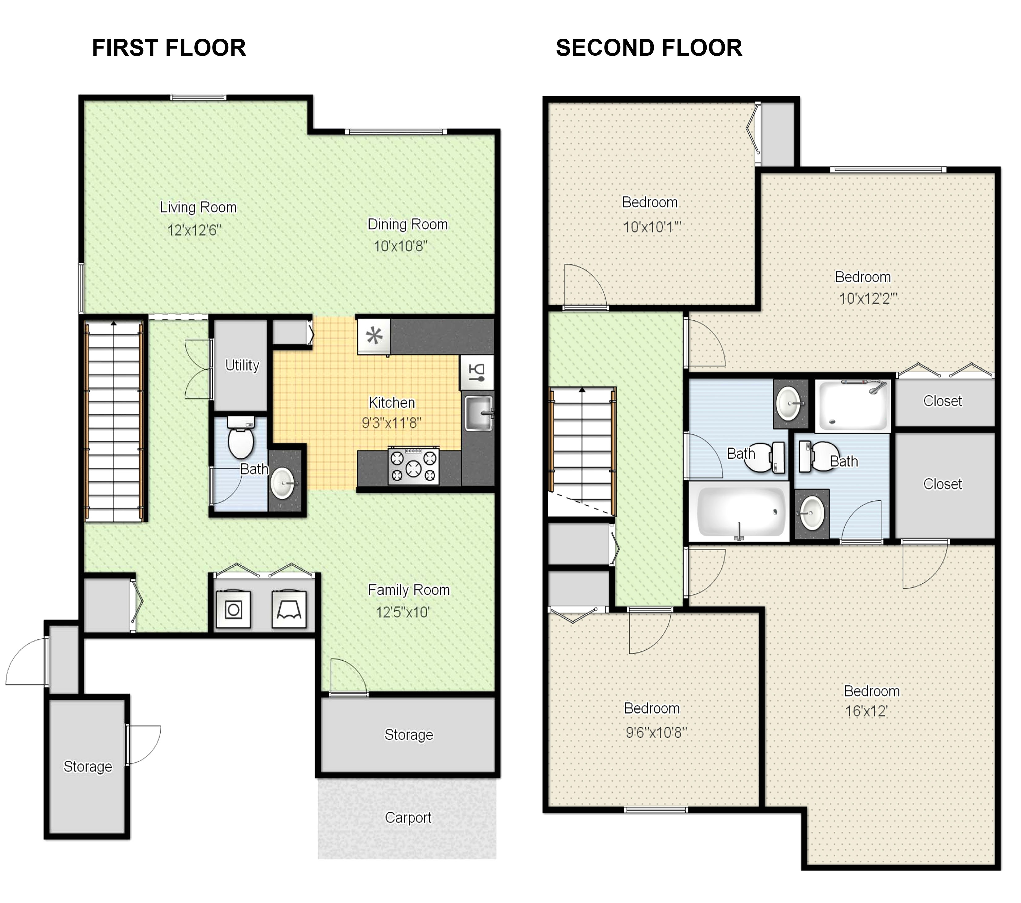 draw 3d house plans online free