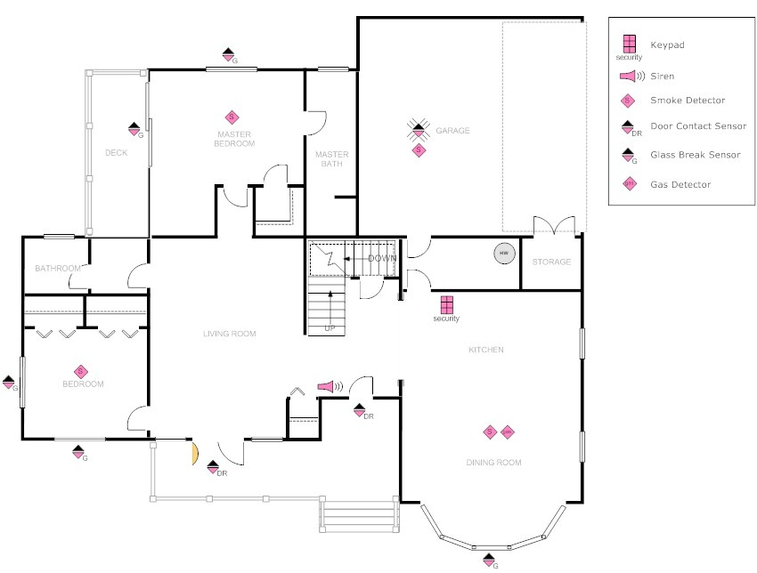 draw my house free