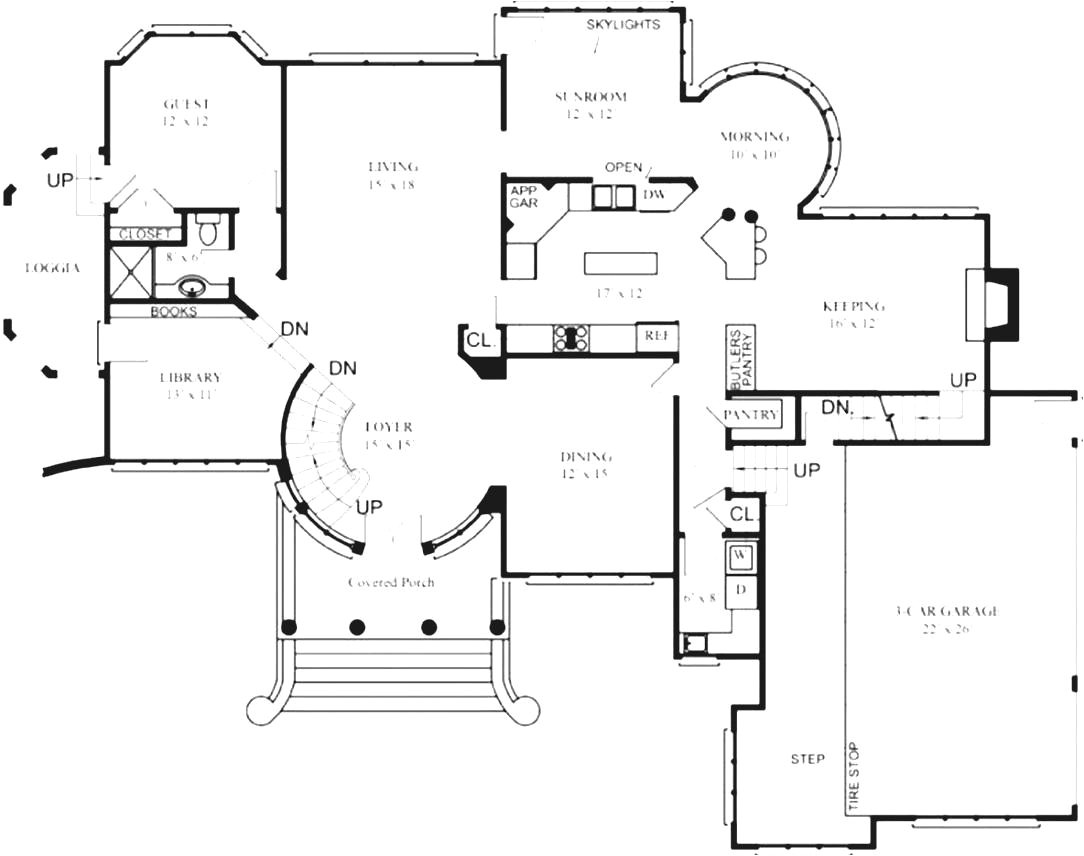 draw up your own house plans free