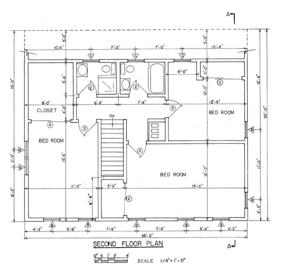 draw a floor plan