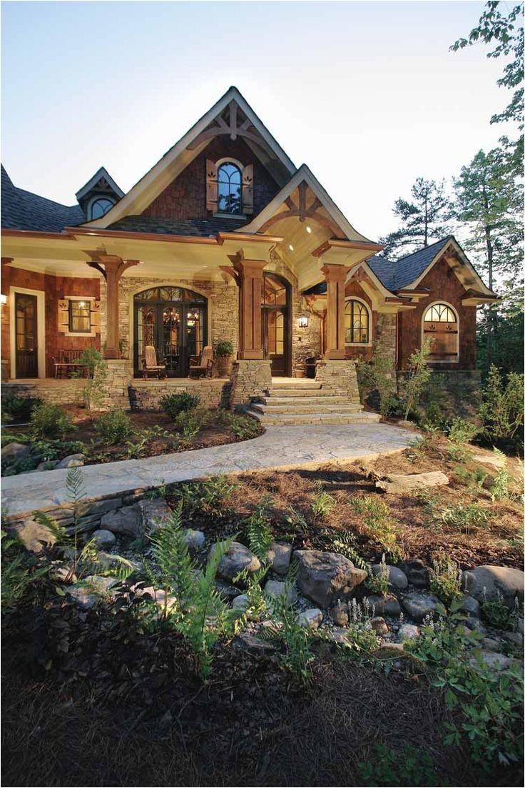 landscape timber cabin plans