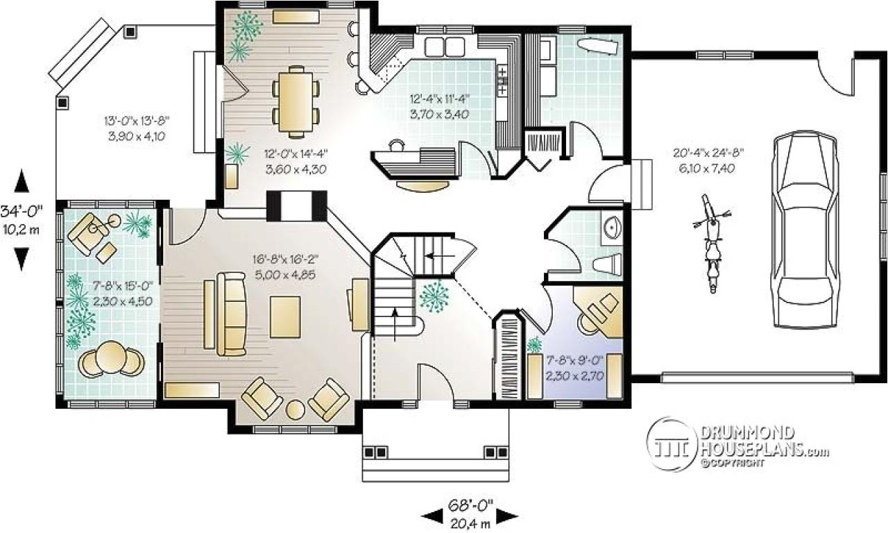 drummond house plan