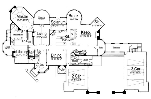 duggar house plans