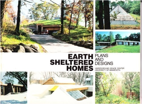 earth bermed container home