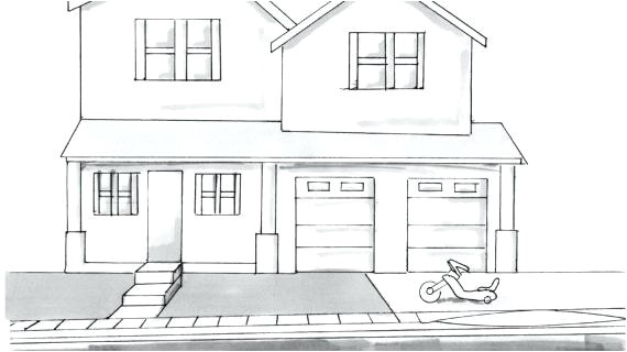how to draw a house in addition to simple drawing of a house simple house drawing related keywords suggestions building plans draw house plans to scale cou