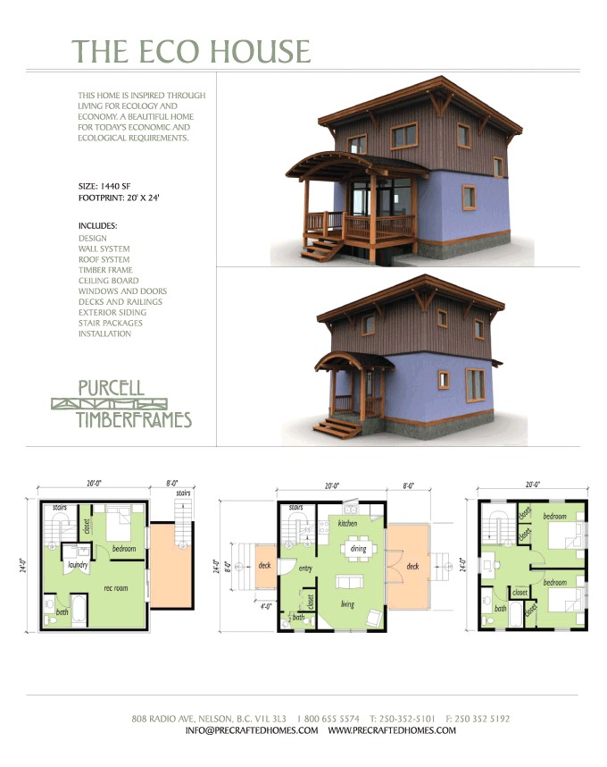 eco house designs and floor plans 3
