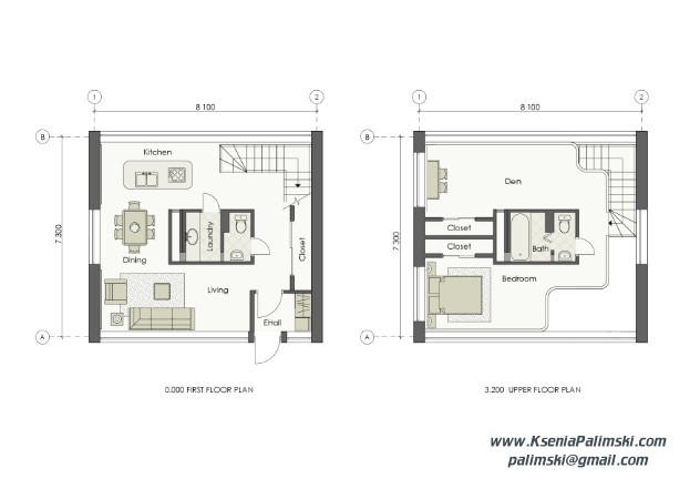 beautiful eco home plans 2 small eco house plans