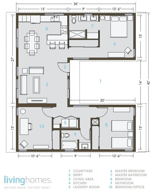 exceptional eco friendly home plans 6 eco friendly small house plans