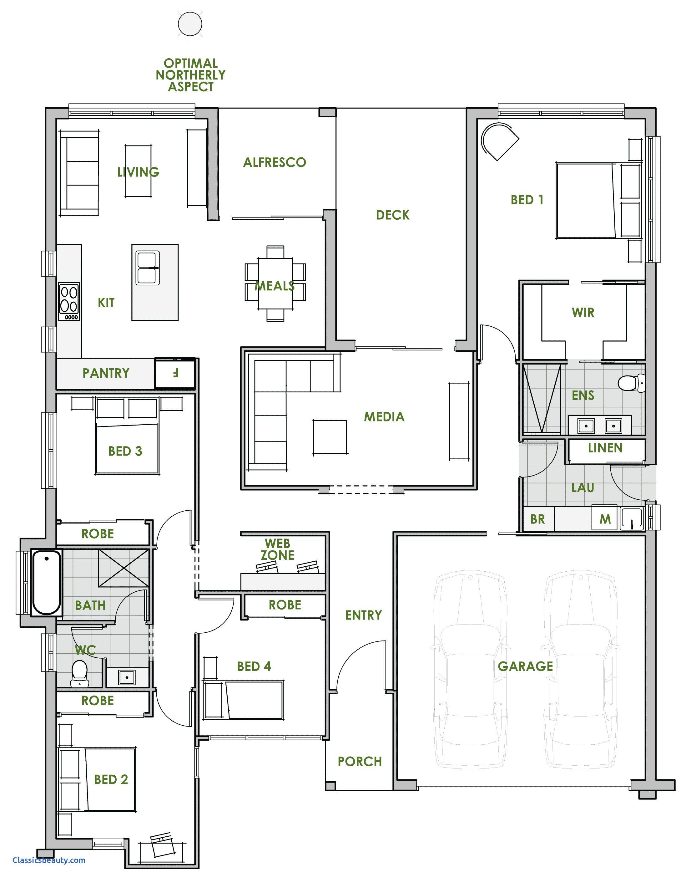 small efficient house plans