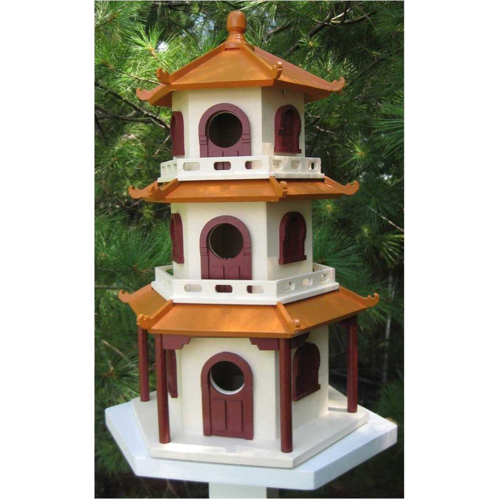 decorative bird house plans