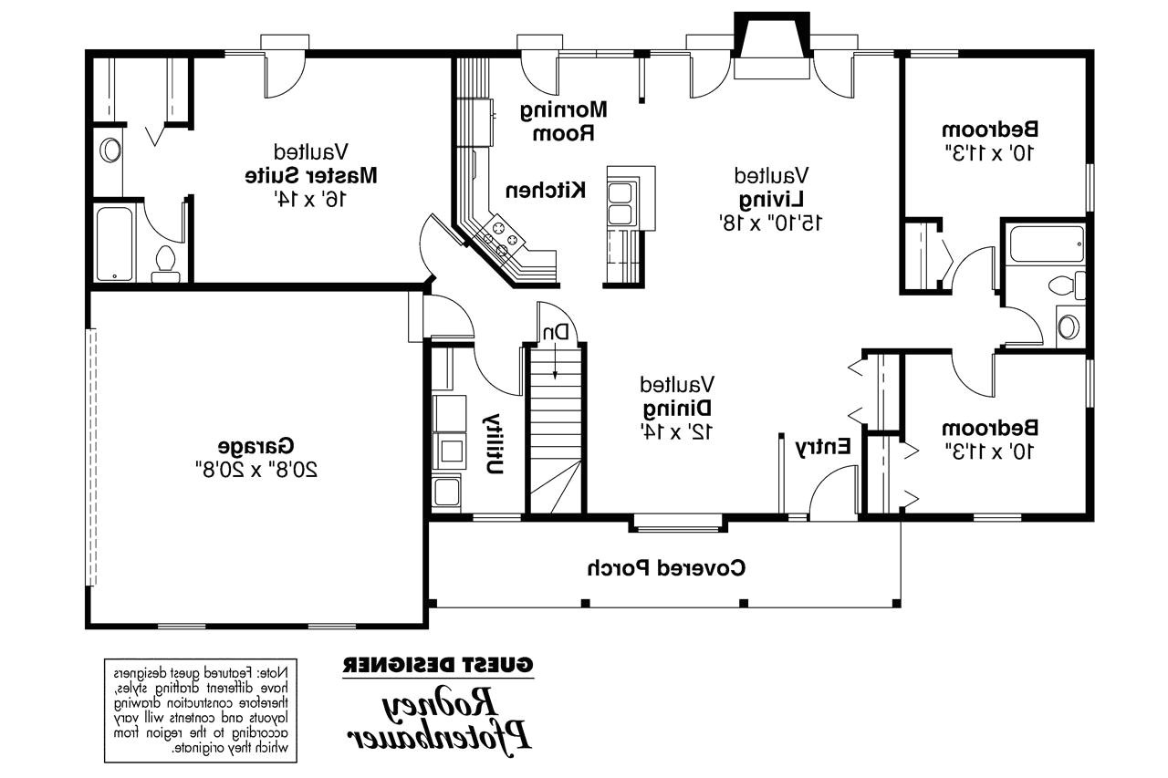 house plan old wesley open home floor plan empty nester house ranch house plans for empty nesters