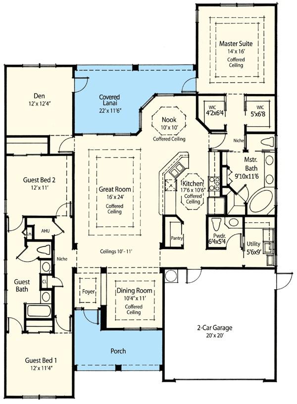 energy efficient house plan 33002zr