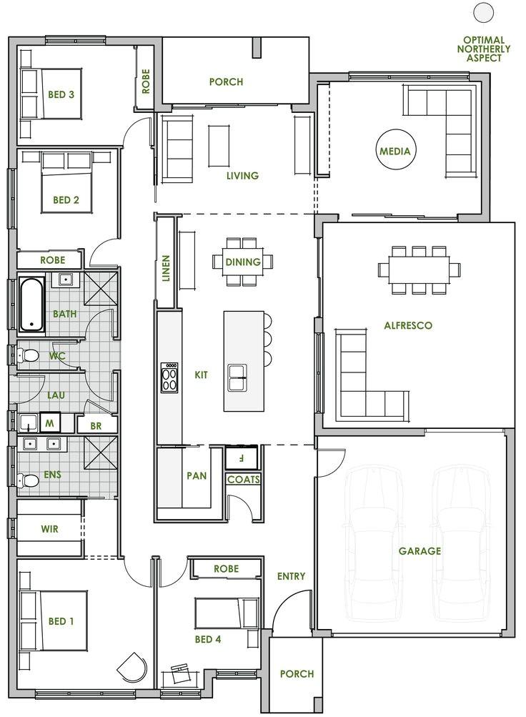 green homes australia energy efficient home design