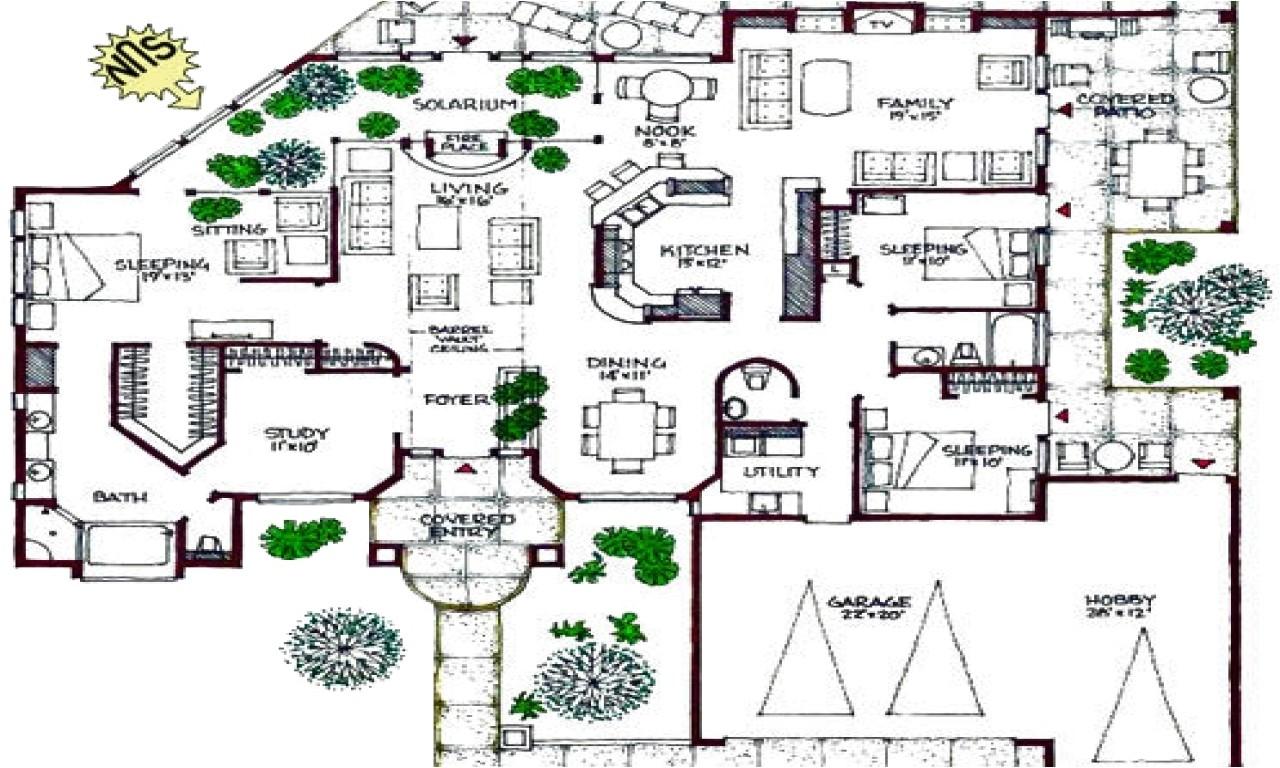 energy efficient home floor plans