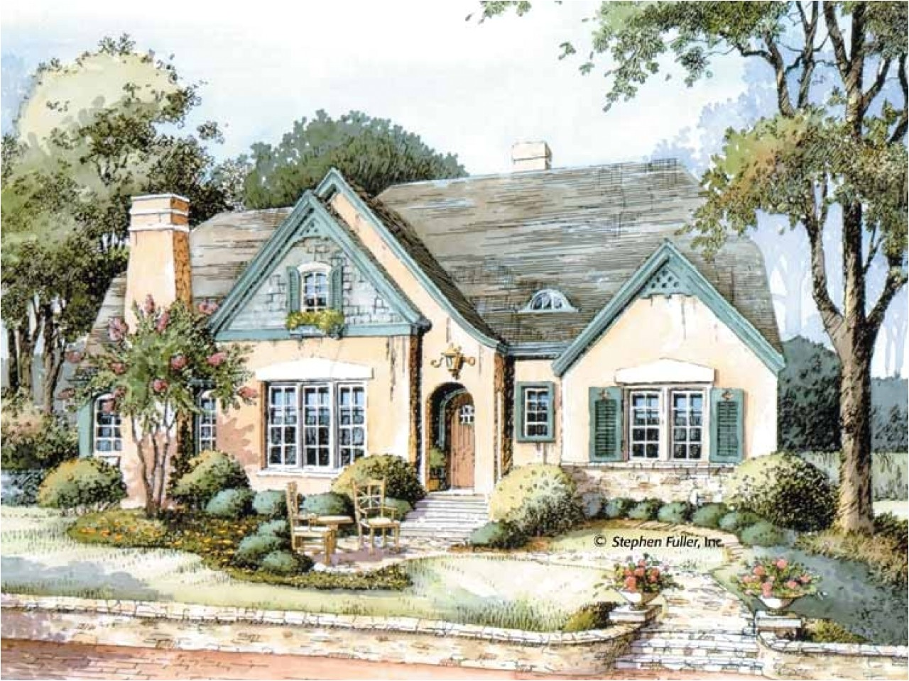 43b6b3cd146d4dd5 french country cottage english country cottage house plans