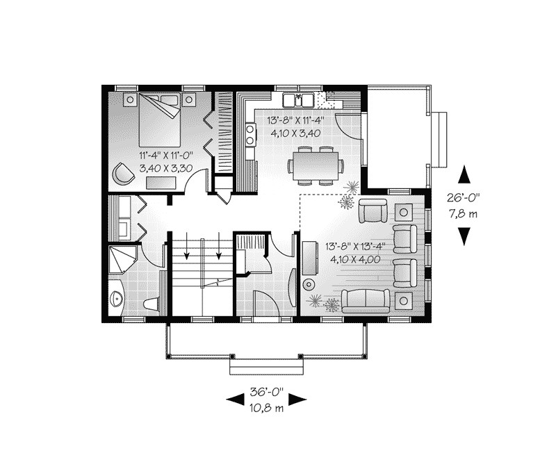 English Home Plans Alicia Place English Home Plan 032d 0778 House Plans and