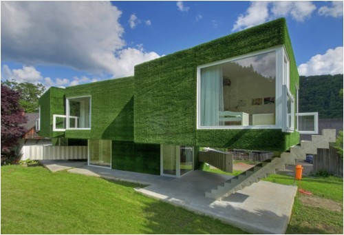 environmentally friendly architecture design