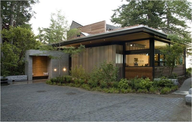 modern ellis residence leed platinum