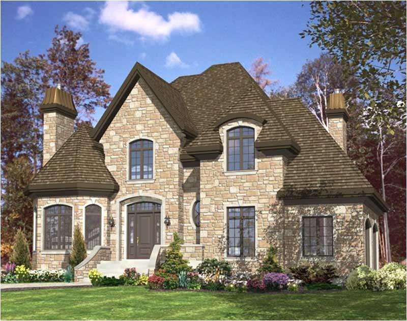 European Home Plans European House Plans Home Design Pdi536