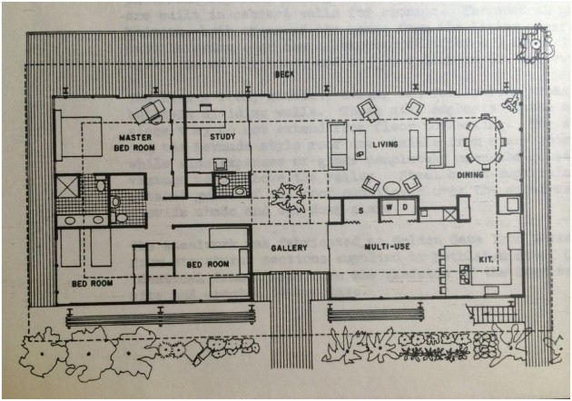 exposed beam house plans