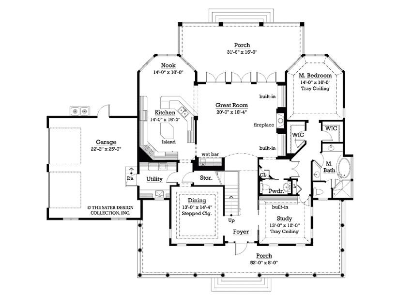 extended family house plans